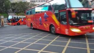 11/11全達 。竹東高中前門放學。