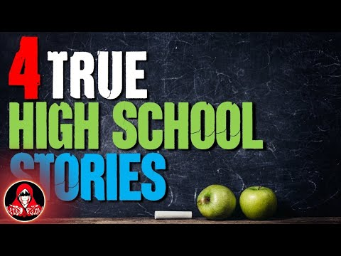 Xxx Mp4 4 Disturbing TRUE High School Horror Stories 3gp Sex