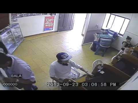Robo En Sala De Internet Medellín Manrique