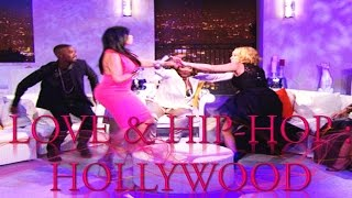 Love & Hip-Hop Hollywood Reunion Fight: Princess Vs. Morgan