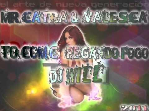 Mr Catra & Valesca To Com o Cu Pegando Fogo Dj WiLL Remix ElectroFunk 2011