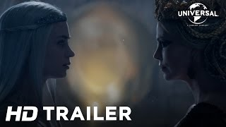 THE SNOW WHITE CHRONICLES - THE HUNTSMAN: WINTER'S WAR: Officiell Trailer 2 (Universal Pictures)