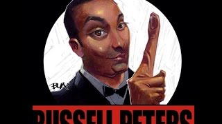 Russel Petters FIRST Major show in Canada