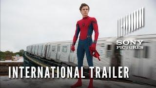 SPIDER-MAN: HOMECOMING - International Trailer