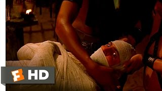 The Mummy (2/10) Movie CLIP - Imhotep Is Mummified Alive (1999) HD