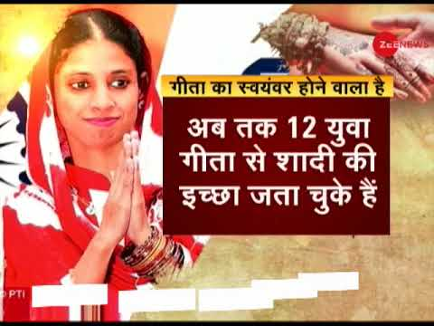 Deshhit: Geeta, Indian girl who returned from Pakistan, gets marriage proposals