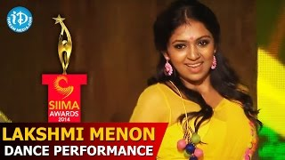 SIIMA 2014 Awards - Lakshmi Menon Exclusive Dance Performance