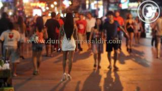 Watch FULL SCREEN 720p - Patong, Phuket, Thailand 2011 - Editorial Stock Footages