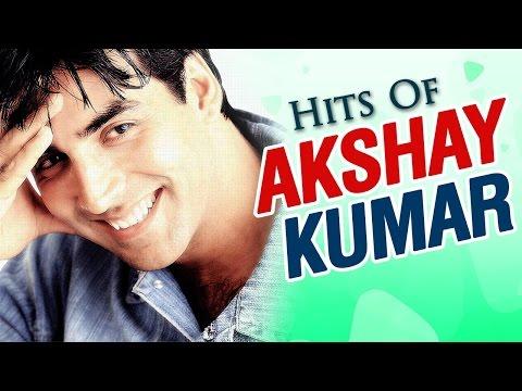Hits of AKSHAY KUMAR Songs VIDEO JUKEBOX {HD} - Evergreen Old Hindi Songs - Best 90's Songs