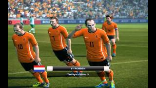 Best goals PES 2012 Compilation by mateuszcwks and rzepek1 vol.2 (with commentary) HD