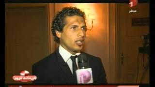 طارق حامد .. أنا ليا الشرف إنى ألعب فى الزمالك