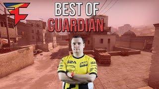 CS:GO - BEST OF GuardiaN (Welcome to FaZe)