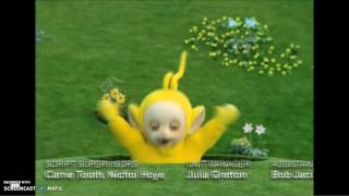 Closing To Teletubbies: Blue Sky 2006 DVD