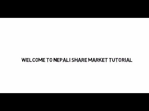 Xxx Mp4 Nepali Share Market Tutorial Part 4 De Mat A C 3gp Sex