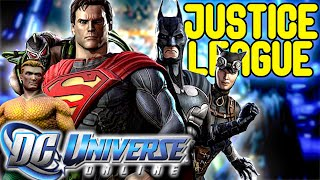 DCUO - The Justice League Ep. 1