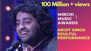 pc mobile Download Arijit Singh with his soulful performance | 6th Royal Stag Mirchi Music Awards | Radio Mirchi