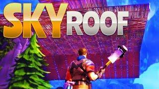 SKY ROOF! (Fortnite Battle Royale)