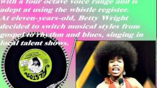 Betty Wright - Clean Up Woman (Oct. 1971)