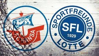 PK vor dem 20. Spieltag | Heimspiel Sportfreunde Lotte