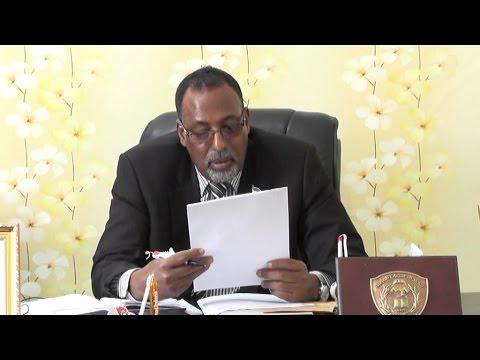 Xxx Mp4 Wasiirka Waxbarashada Somaliland Oo Wareegto Soo Saaray Iyo Sababta 3gp Sex