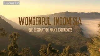 Wonderful Indonesia, One destination many Experiences