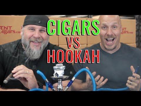 Cigars vs. Hookah (f. Dana)