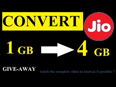 Rremove 1GB data limit from jio | 200% working | with proof ЁЯШ╢ TRUE OR FALSE + GIVEAWAY