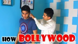 How Bollywood Are You? - DhoomBros