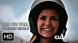 The CW - Fall Preview Sizzle [HD]