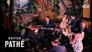 Crocodile Bar Aka Beachcomber Club (1963)