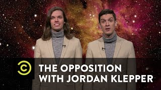 Can Climate Change Save these Crab Dicks - The Opposition w/ Jordan Klepper