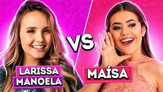 BATALHA DE DIVAS - Larissa Manoela X Maísa | Diva Depressão