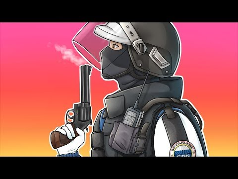 The MOST GOD Tier Plays in Rainbow Six Siege