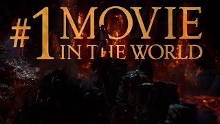 "Disney's Aladdin - ""#1 World Watch"" Spot"