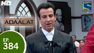 Adaalat - अदालत - Scare Crow - Episode 384 - 27th December 2014