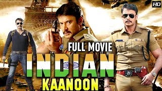Indian Khanoon Full Hindi Dubbed Movie | Darshan | Rakshita | South Indian Hindi Dubbed Movies