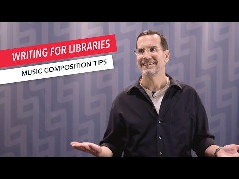 Writing for Libraries Music Composition Tips from Mark Cross ASCAP Music for Film