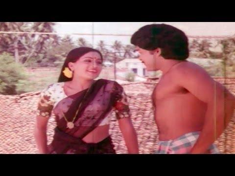 Comedy Kings - Chiranjeevi, Vijaya Shanthi Comedy In Kondaveeti Raja - Chiranjeevi, Vijaya Shanthi