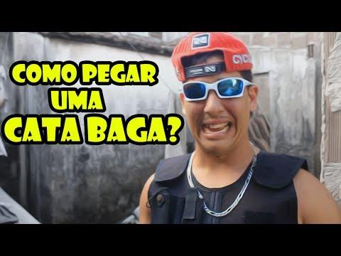 COMO PEGAR UMA CATA BAGA? - #GalerosoResponde