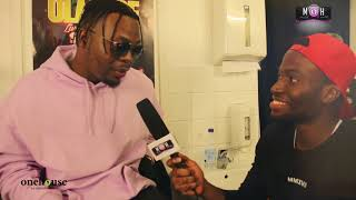 Exclusive Interview With Olamide @baddosneh In Europe