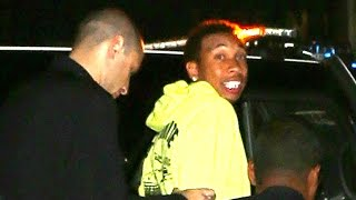 Tyga Gets Arrested