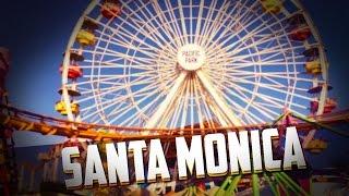 Vlog 619 |Fuimos a Santa Monica Y Hollywood