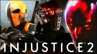 Injustice 2: Is Deadshot REPLACING Deathstroke? Red Hood's Chances LOW? (Discussion)