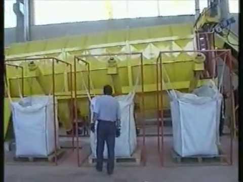 Usina de reciclagem de Pneus TPA do Brasil