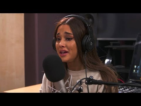Xxx Mp4 Ariana Grande BREAKS DOWN About Manchester New Song Get Well Soon 3gp Sex
