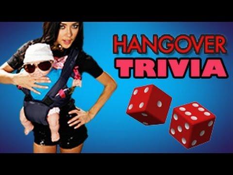 FilmStrip Arianny Celeste STRIPS for The Hangover Trivia