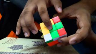 How to solve 3X3 Rubik's cube bangla tutorial