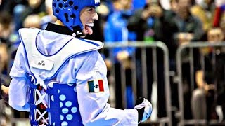 Carlos Navarro Taekwondo star(Mexico) best player of flyweight New  highlights 2018.HD