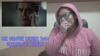 The Vampire Diaries 3x01 REACTION & REVIEW
