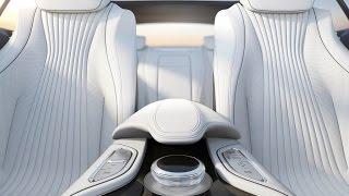 2019 Mercedes S-class coupe interior